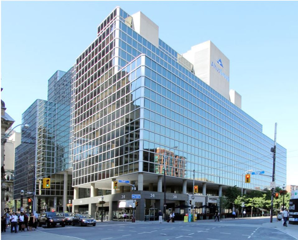 Photo of IDC Canada offices